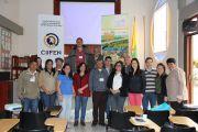 Taller de socialización a las comunidades de la propuesta del estudio de vulnerabilidad de la cuenca del río Chinchiná.